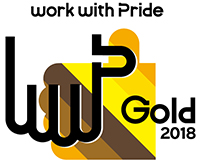 work with Pride